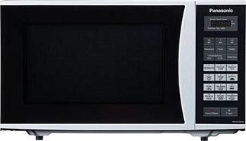 Микроволновая печь - СВЧ Panasonic NN-GT 352 WZTE белый lg mb65w95gih white свч печь с грилем