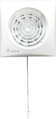 Вытяжной вентилятор Soler amp Palau Silent-100 CMZ (белый) 03-0103-151