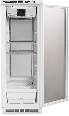 цена на Холодильная витрина Саратов 502-04 белый (КШ-250)