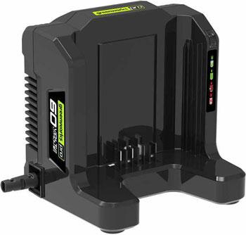 Зарядное устройство Greenworks 60 V Greenworks G 60 UC 2918507 greenworks 60v g60uc 2918507