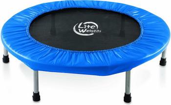 Батут Lite Weights LW-40 утяжелители кистевые lite weights 0 5 кг х 2 шт