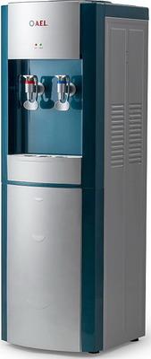 Кулер для воды AEL LD-AEL-28 c marengo/silver кулер для воды lesoto 16 l c e blue silver