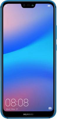 Мобильный телефон Huawei P 20 Lite синий мобильный телефон huawei p smart 3 32 gb dual sim синий