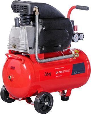 Компрессор FUBAG DС 320/50 CM2.5 29838183 масляный компрессор fubag dс 320 50 cm2 5