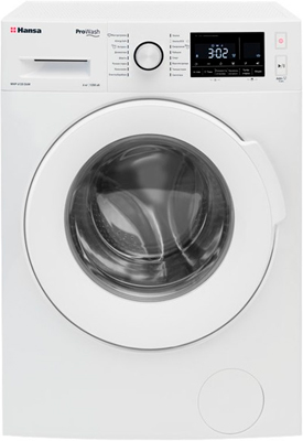 Стиральная машина Hansa WHP 6120 D4W стиральная машинка hansa whp 7120 d4w белый
