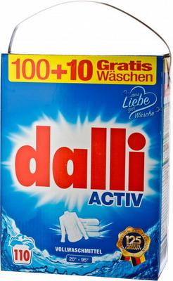 Стиральный порошок DaLLi ACTIV 7.15 кг стиральный порошок колор пемос 3 5 кг