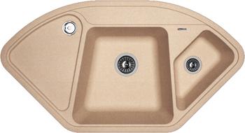 Кухонная мойка Florentina Капри 1060х575 песочный FG кухонная мойка florentina капри 1060х575 песочный fg