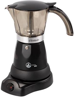 Кофеварка Endever Costa-1020 кофеварка endever 1041 costa 650 вт черный