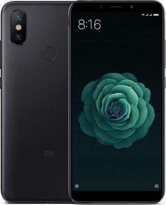 Смартфон Xiaomi Mi A2 4/64 Gb черный смартфон xiaomi mi a2 4 64gb черный