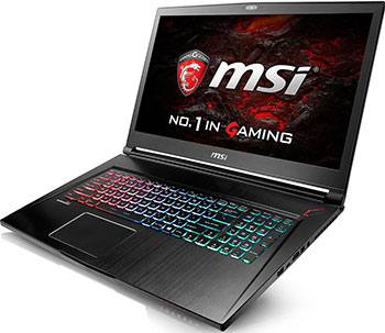 Ноутбук MSI GS 73 Stealth 8RE-019 RU (9S7-17 B 512-019) Black aspire oa 019 black