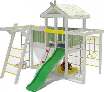 Игровой комплекс-кровать Савушка Baby-4 игровой комплекс кровать савушка baby 5