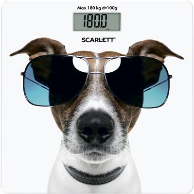 Весы напольные Scarlett SC-BS 33 E 090 весы напольные электронные scarlett sc bs33e063