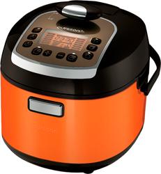 Мультиварка-скороварка Oursson MP 5010 PSD/OR (Оранжевый) мультиварка oursson mp5015psd ga