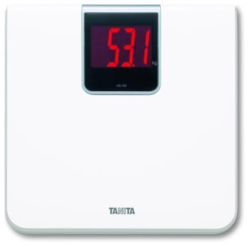 Весы напольные TANITA HD-395 White tanita hd 380 white