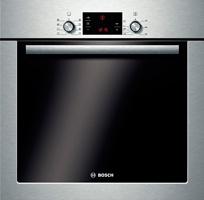 Встраиваемый электрический духовой шкаф Bosch HBG 23 B 350 R встраиваемый морозильник bosch gin 81 ae 20 r