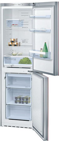 Двухкамерный холодильник Bosch KGN 39 LR 10 R двухкамерный холодильник don r 297 g