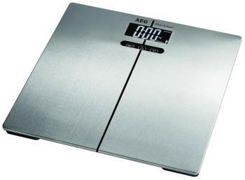 Весы напольные AEG PW 5661 FA inox весы диагностические aeg pw 5571 fa