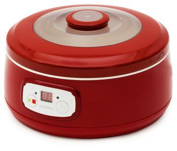 Йогуртница Oursson FE 1502 D/RD (Красный) ферментатор oursson fe2103d rd красный