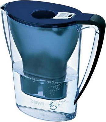 Кувшин BWT Пингвин синий анчан фильтр для воды bwt в251р00 penguin