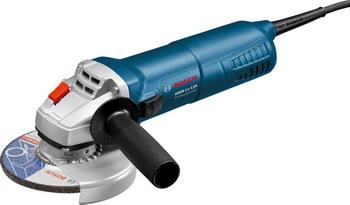 Угловая шлифовальная машина (болгарка) Bosch GWS 11-125 Professional угловая шлифовальная машина bosch gws 750 125 06013940r1