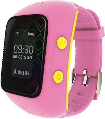 Детские часы-телефон MyRope R 12 Pink