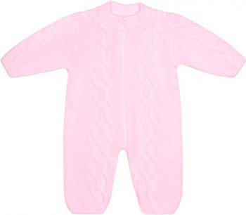 Комбинезон Уси-Пуси Москва с капюшоном 50% шерсть 50 % пан Рт.74 Розовый свитер олени уси пуси свитер олени