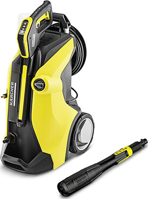 Минимойка Karcher K 7 Premium Full Control Plus   1.317-130 желтый автомойка karcher k 7