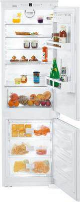 Встраиваемый двухкамерный холодильник Liebherr ICNS 3324 Comfort двухкамерный холодильник liebherr cnp 4758