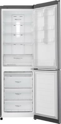 Двухкамерный холодильник LG GA-B 429 SMQZ холодильник с морозильной камерой lg ga b409uqda
