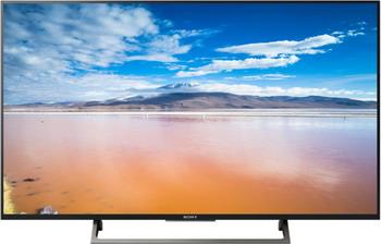 4K (UHD) телевизор Sony KD-43 XE 8096 BR2 sony kd 49xd8305 sk uhd black