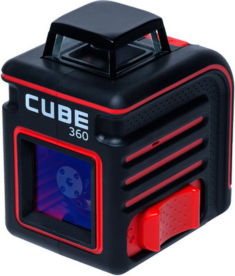 Лазерный уровень ADA Cube 360 Basic Edition лазерный уровень нивелир ada cube mini basic edition