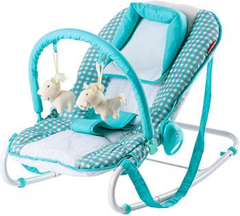 Шезлонг Happy Baby Amalfy НB-8023 Т AQUA