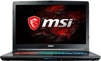 Ноутбук MSI GP 72 7REX-675 RU ноутбук msi gp 62 m 7rex 1281 ru