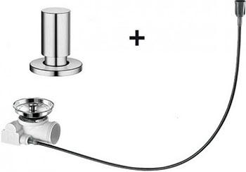 Набор доукомплектации BLANCO с круглой ручкой нерж. сталь зеркальная полировка vetta ситечко для чая с ручкой 5 5см нерж сталь