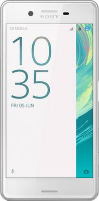 Мобильный телефон Sony Xperia X Performance Dual Sim белый