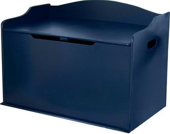 Ящик для хранения KidKraft Austin Toy Box 14959_KE синий ящик для хранения kidkraft ящик для хранения austin toy box blueberry тёмно синий