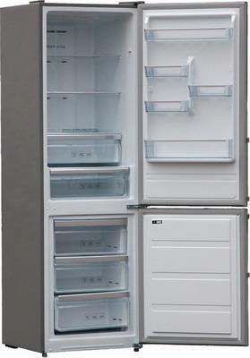 Двухкамерный холодильник Shivaki BMR-1881 DNFX