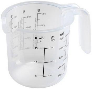 Емкость измерительная Tescoma DELICIA 0 5л 630406 производители деионизированная вода 5л