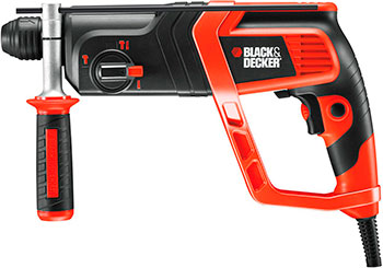 Перфоратор BlackampDecker SDS Plus KD 975 KA