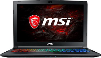 Ноутбук MSI GP 62 M 7REX-1280 RU Leopard Pro ноутбук msi gs43vr 7re 094ru phantom pro 9s7 14a332 094