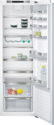 Встраиваемый однокамерный холодильник Siemens KI 81 RAD 20 R coolEfficiency siemens sn 66m094 ru