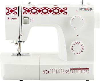 Швейная машина Astralux 541 Quilt швейная машинка astralux 156