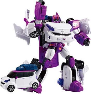 Трансформер Tobot ЭВОЛЮЦИЯ W 301013 игрушки для детей