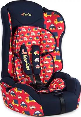 купить Автокресло Еду-Еду KS-513 Lux  9-36 кг  с вкладышем  Машинки по цене 3413 рублей