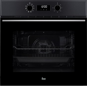 Встраиваемый электрический духовой шкаф Teka HSB 630 BK BLACK электрический духовой шкаф teka hsb 635 ss inox