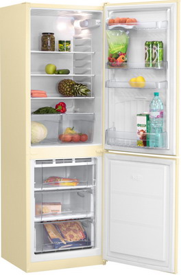 Двухкамерный холодильник Норд NRB 139 732 A двухкамерный холодильник don r 297 b