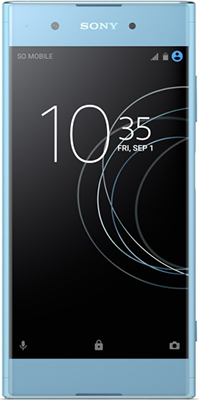 Мобильный телефон Sony Xperia XA1 Plus синий