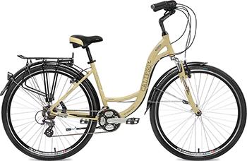 Велосипед Stinger 28'' Calipso 16'' бежевый 28 AHV.CALIPS.16 BE5 n2o y615 7x16 5x114 3 d73 1 et40 bfp