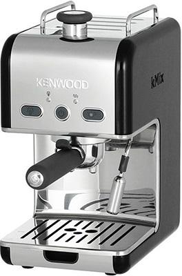 Кофеварка Kenwood kMix ES 020 BK черная кофеварка kenwood es020bl