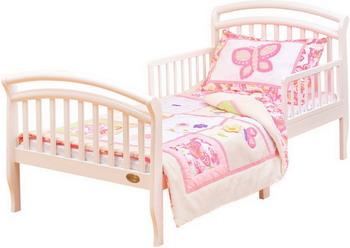 Детская кроватка Giovanni Grande White GB 1085